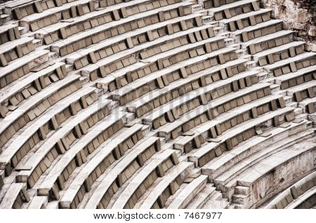Greece Aphitheather