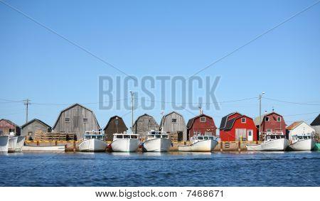 Malpaque Wharf