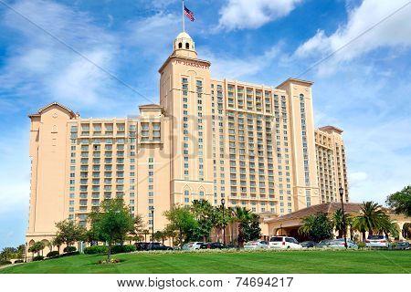 JW Marriott Orlando Grande Lakes hotel in Orlando, Florida