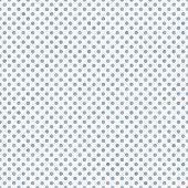 Light Blue and White Small Polka Dots Pattern Repeat Background that is seamless and repeats poster