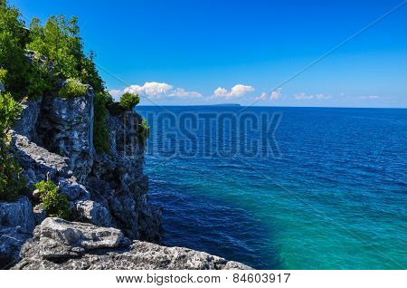 Bruce Peninsula National Park Of Canada