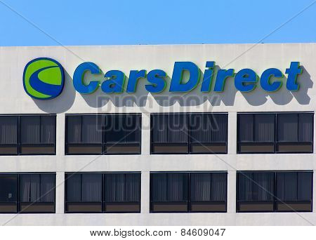 Carsdirect Headquarters And Logo