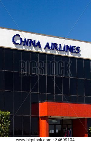 China Airlines Facility