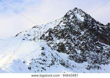 Tatra Mountains, Lomniysky Stit. Slovakia