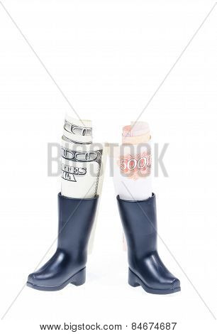 Money In Boots