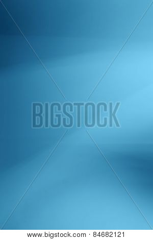 Abstract Blue Effect