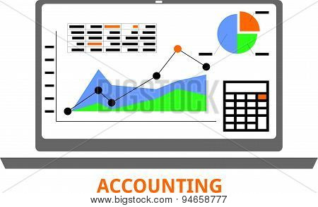 vector - accounting