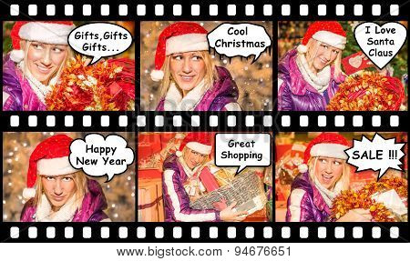 Christmas Comincs