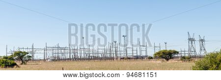 Electricity Infrastructure Panorama