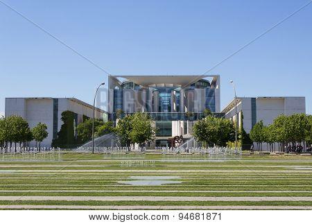 German Chancellery (Bundeskanzleramt)