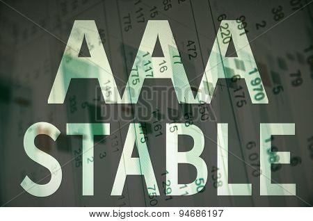 AAA stable