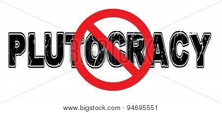 Ban Plutocracy