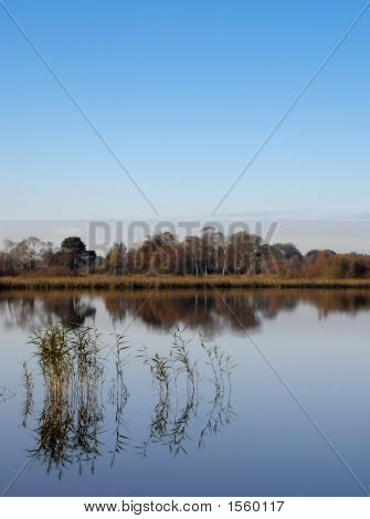Reflections On An Lake