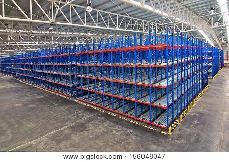 Warehouse industrial shelving storage system shelving metal pallet racking