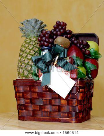 Fruit Basket Geschenk