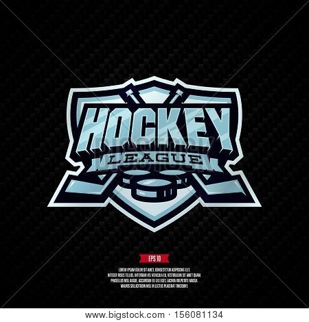 Hockey League Logo.