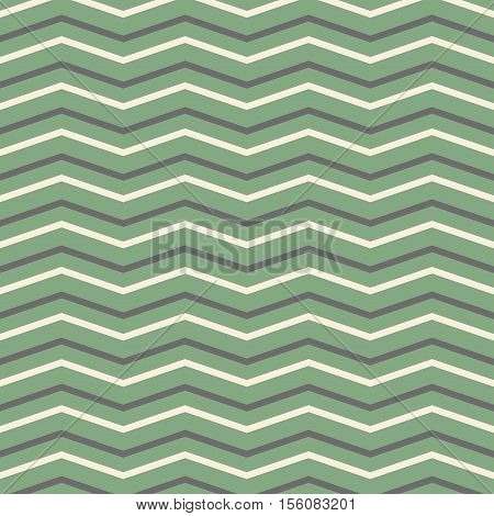 Pattern in zig zag. Classic chevron seamless pattern.
