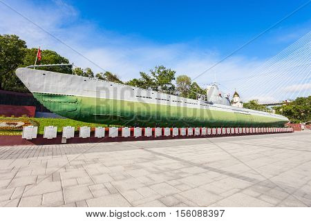 Submarine Museum In Vladivostok