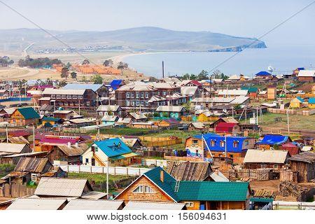 Khuzhir Village, Olkhon Island