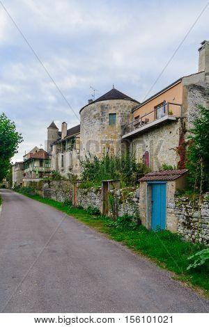 Old Houses, Noyers-sur-serein