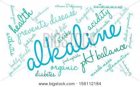 Alkaline Word Cloud