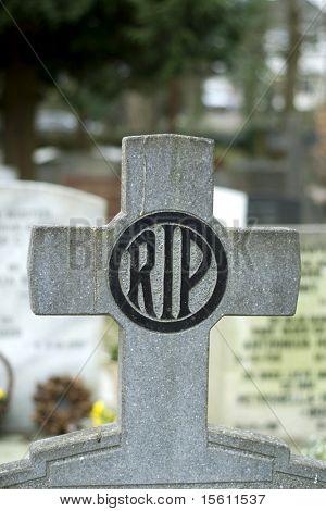 cementery rip