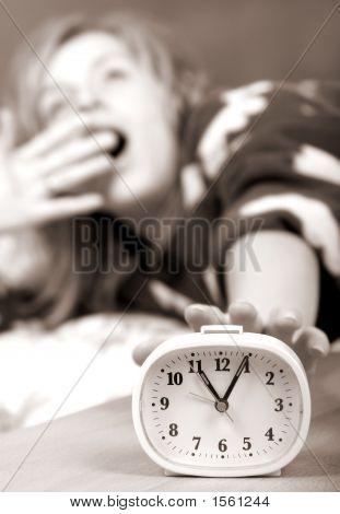 I Hate Alarm Clocks
