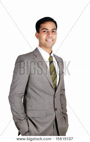 Indian Business Man.