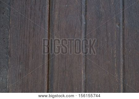 Background of old natural wooden with wall pattern texture background