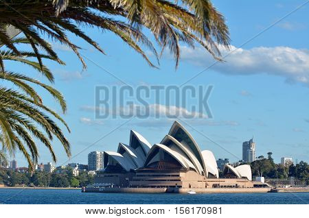 Sydney Opera House New South Wales, Australia