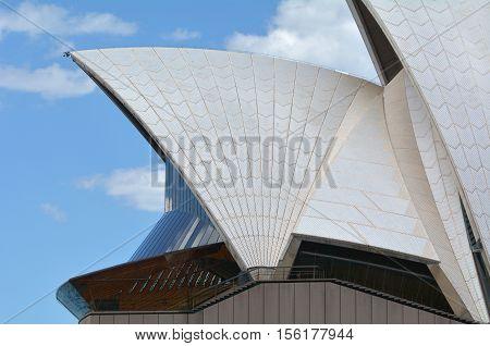 Sydney Opera House New South Wales, Australia.