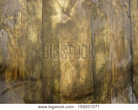Natural brown wet wood texture photo shot