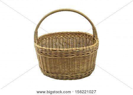 Basket Isolated