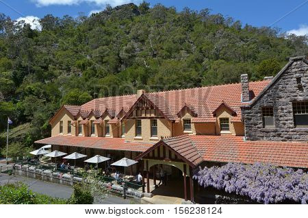 Jenolan Caves House Blue Mountains New South Wales Australia