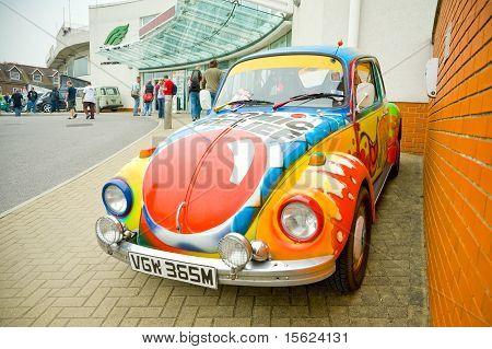 Comic Relief Beetle