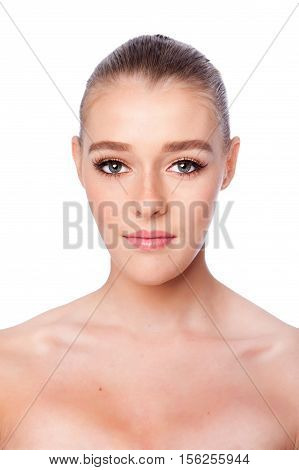Beauty Cosmetics Female Face