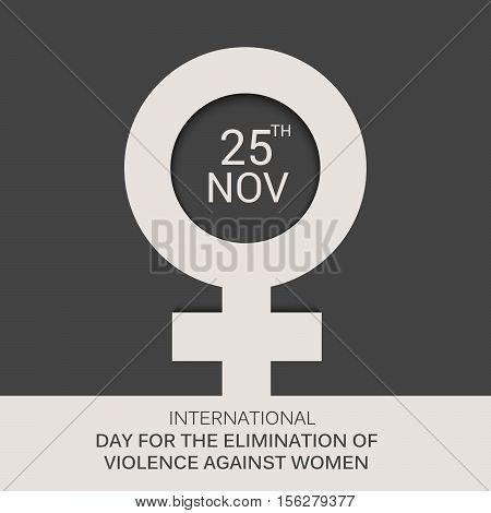 International Day For The Elimination Of Violence Against Women_13_nov_14