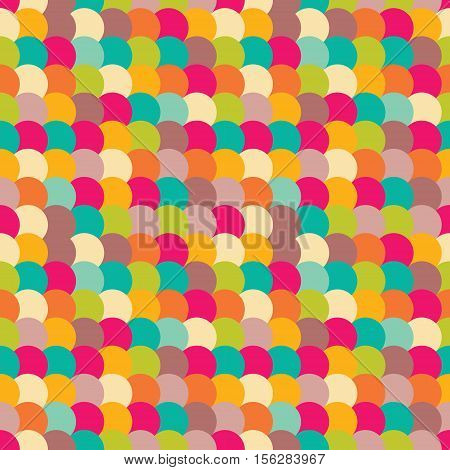 ector modern seamless colorful eastern eggs geometry pattern. color abstract geometric background. pillow and bed sheet multicolor design. creative art deco. hipster fashion print