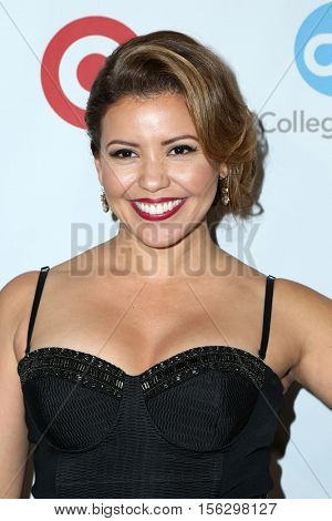 LOS ANGELES - NOV 10:  Justina Machado at the 5th Annual Eva Longoria Foundation Dinner at Four Seasons Beverly Hills  on November 10, 2016 in Beverly Hills, CA