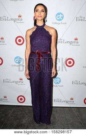 LOS ANGELES - NOV 10:  Roselyn Sanchez at the 5th Annual Eva Longoria Foundation Dinner at Four Seasons Beverly Hills  on November 10, 2016 in Beverly Hills, CA
