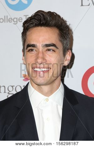 LOS ANGELES - NOV 10:  Jose Moreno Brooks at the 5th Annual Eva Longoria Foundation Dinner at Four Seasons Beverly Hills  on November 10, 2016 in Beverly Hills, CA