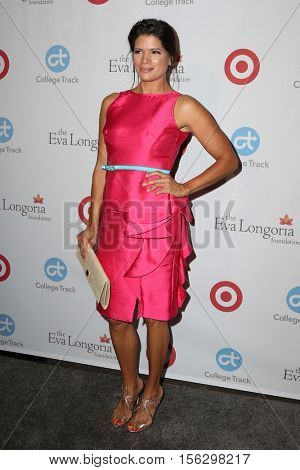 LOS ANGELES - NOV 10:  Andrea Navedo at the 5th Annual Eva Longoria Foundation Dinner at Four Seasons Beverly Hills  on November 10, 2016 in Beverly Hills, CA