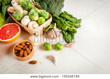 Selection Of Products To Enhance The Health And Immunity
