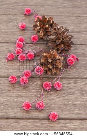 Christmas Natural Decoration