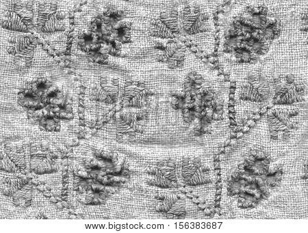 authentic Ukrainian embroidery.