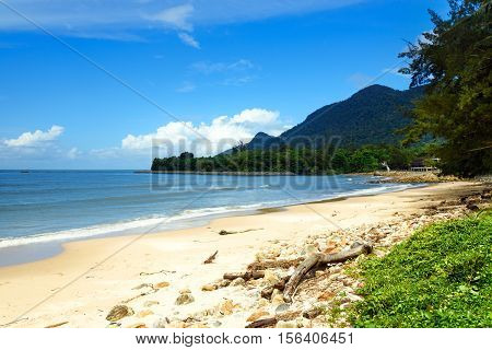 Damai Tropical Beach