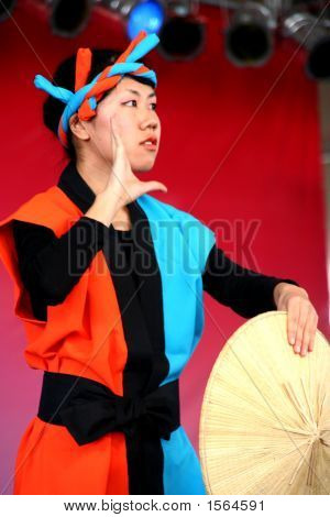 Traditional Japanese Dance