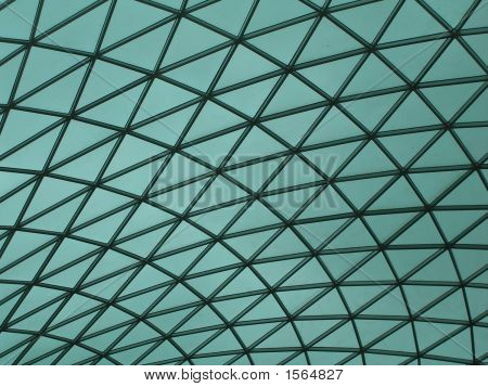 Patterned Roof
