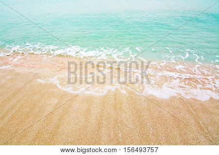 Dreamy Soft Paradise Beach
