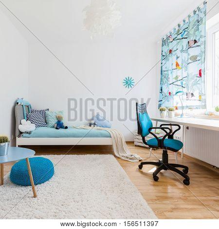 Shot Of A Room